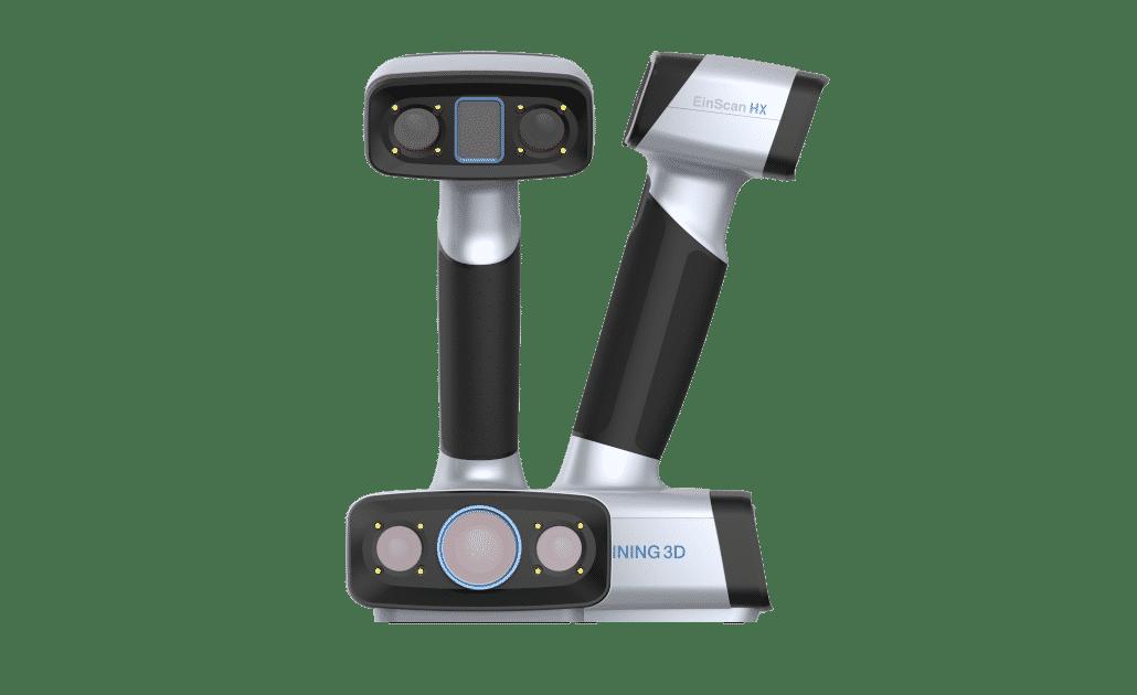 Shining EinScan HX testen mieten oder kaufen