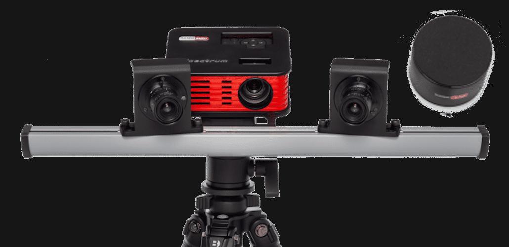 Range Vision Spectrum portabeler 3D Scanner
